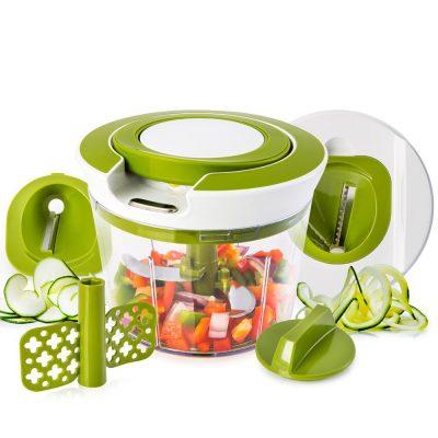 mixeur et hachoir de legumes