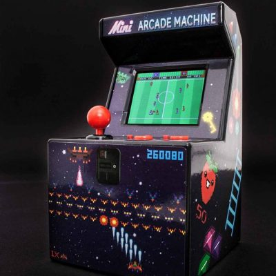 mini borne arcade 240 jeux