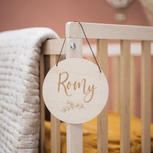 decoration personnalisable chambre bebe
