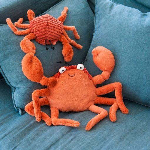doudou crabe mignon