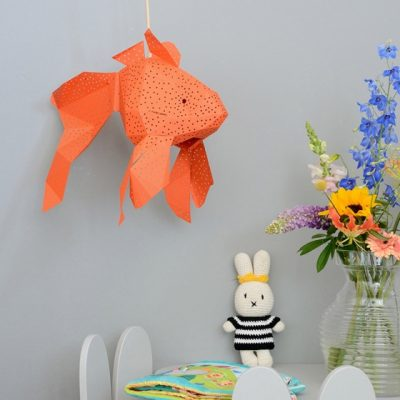 lampe forme poisson