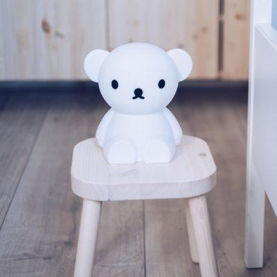 petit lampe douce ourson bebe