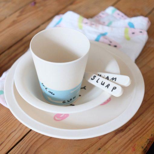 vaisselle pour bebe incassable
